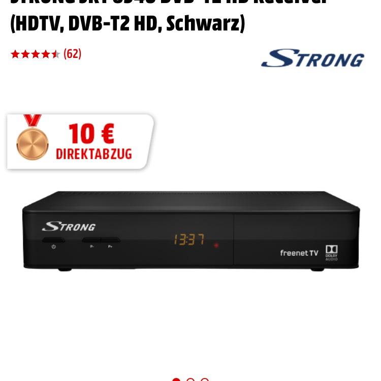 Strong SRT 8540