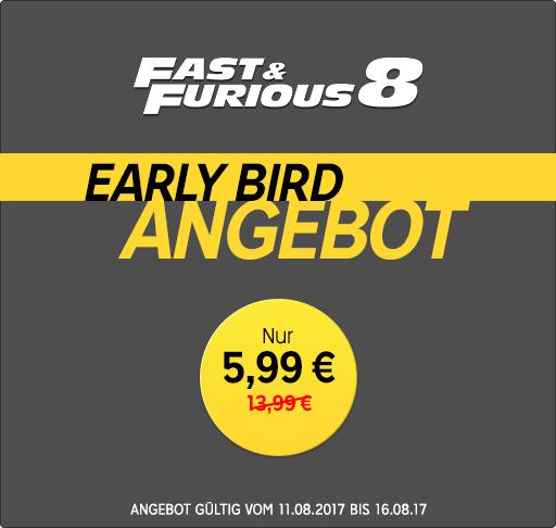 (Rakuten TV) Fast & Furious 8