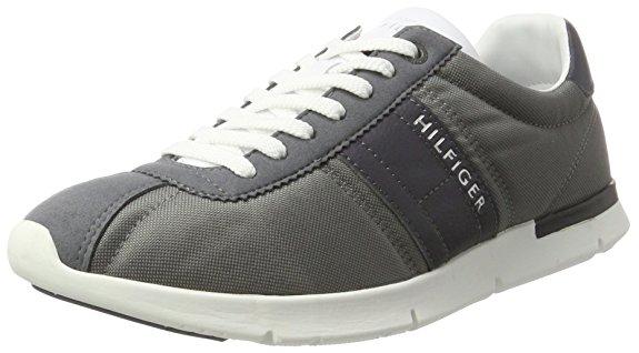 """Tommy Hilfiger Herren Sneaker """"Tobias 9c"""" Gr. 40-44 in grau für 26,97 €"""