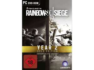 [PC] Tom Clancy's Rainbow Six Siege - Gold Edition Year 2