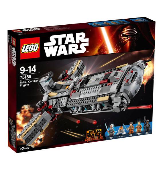 Lego Star Wars 75158 - Rebel Combat Frigate für 71,99 Euro [Galeria Kaufhof]
