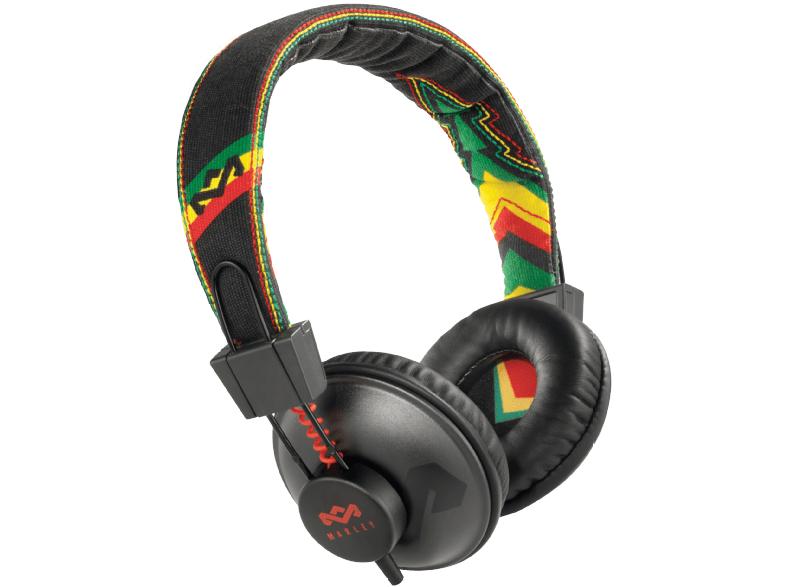 MARLEY House of Marley On-Ear Kopfhörer Positive Vibration für 19€ inkl. Versand bei Mediamarkt