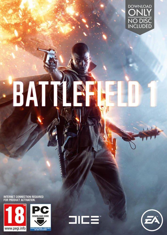 Battlefield 1 (PC) für 18,76€ oder inkl. Steelbook für 19,84€ [Amazon.fr]