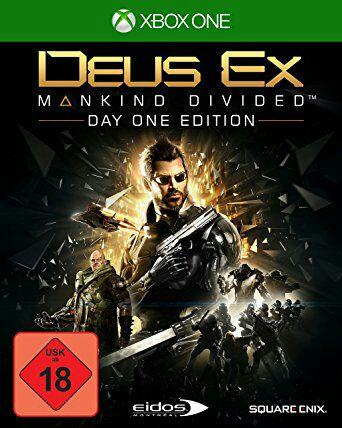 Deus Ex Mankind Dividend (Xbox One) 11,89€