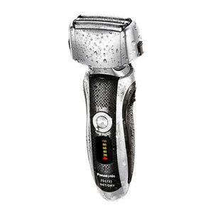 Panasonic ES-LT31 Nass-/Trockenrasierer schwarz / silber (Herren), 3 Schersystem, Edelstahl, Langhaarschneider,  für 64,95€ @ebay.de (Deltatecc)