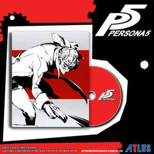 Persona 5 Steelbook-Edition (PS4) für 49,99€ (GameStop)
