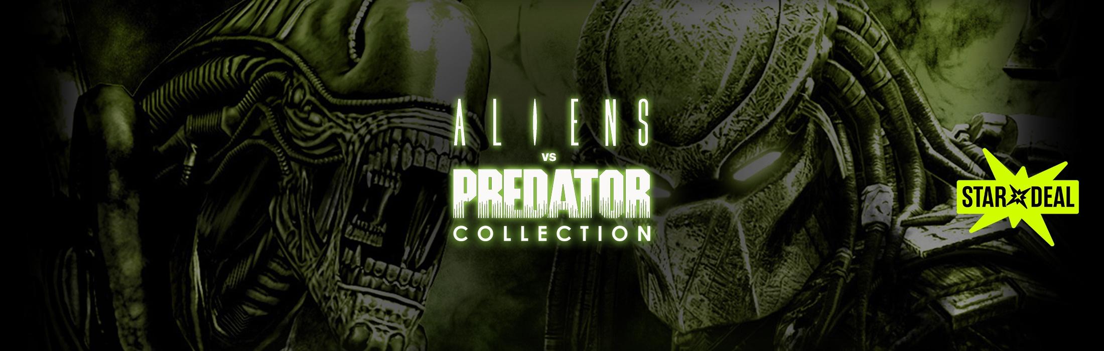 [Steam] Aliens vs Predator bei Bundlestars für 3,59 EUR (VPN)