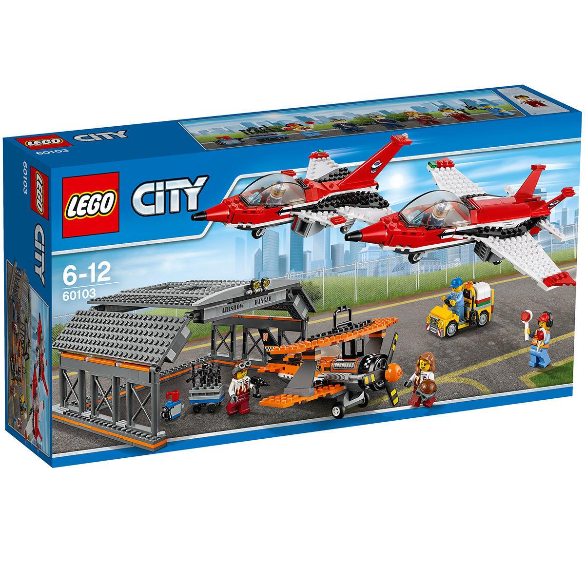 LEGO® City Airport 60103 Große Flugschau für 44,95€ [Karstadt]