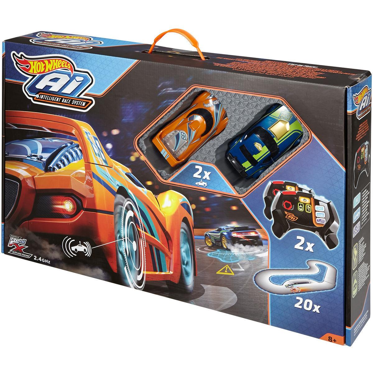 [Karstadt] Sammeldeal: reduzierte Spielsachen nochmals um 50% reduziert, z.B. Hot Wheels A.I. Intelligent Race System für 25 Euro (PVG 80 €), E-Scooter für 100 Euro (PVG 284 €), u.a.