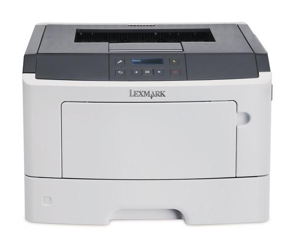 Lexmark S/W-Laserdrucker MS410d mit Duplex für knapp 56,- inkl. Vsk // kompatible 10.000er-Kartuschen ab 50 Euro