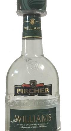 Sonderposten bei Pircher Online: Etiketten-Fehler
