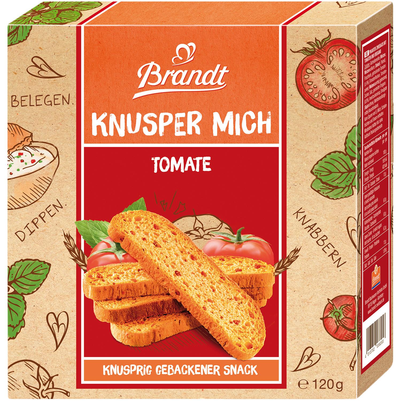 """0,50€ Sofort-Rabatt Coupon für Brandt """"Knusper Mich"""" bis 31.12.2017 [Bundesweit]"""