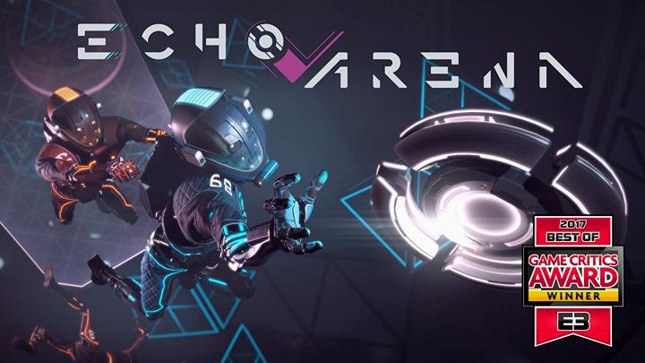 [Oculus Store] Echo Arena (bis 20.Okt gratis statt 19$)