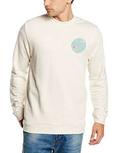 JACK & JONES Herren Sweatshirt Jjorfresh Sweat Mix Pack Grau in S mit Prime