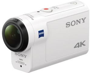 [eBay/Saturn] SONY FDR-X 3000 R Actioncam 4K, Full-HD, Wasserfest, WLAN + Unterwassergehäuse + Live-View Remote