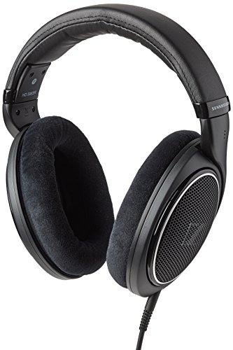 Sennheiser HD 598SR Over-Ear Kopfhörer mit integrierter Fernbedienung & Mikrofon schwarz [Amazon.fr]
