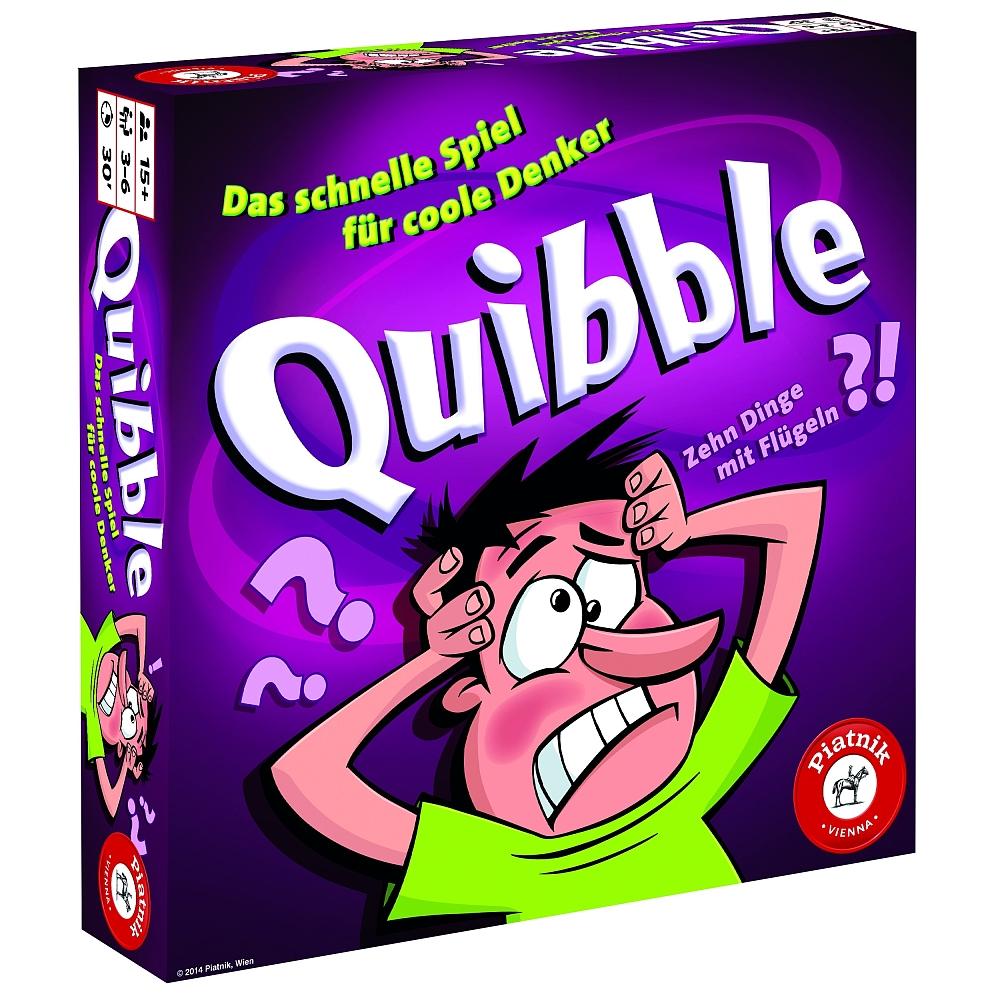 """Brettspiel """"Quibble"""" für 14,97€ bei [ToysRUs]"""