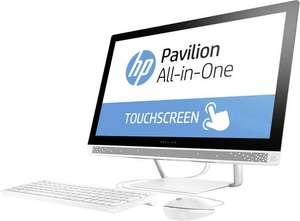 "[Conrad] HP Pavilion AIO 24-b152ng 60,4cm (23.8"") Touch-Display Intel Core i5-6400T, 16GB RAM, 1TB HDD, 128GB SSD, GeForce 930A, Win10"