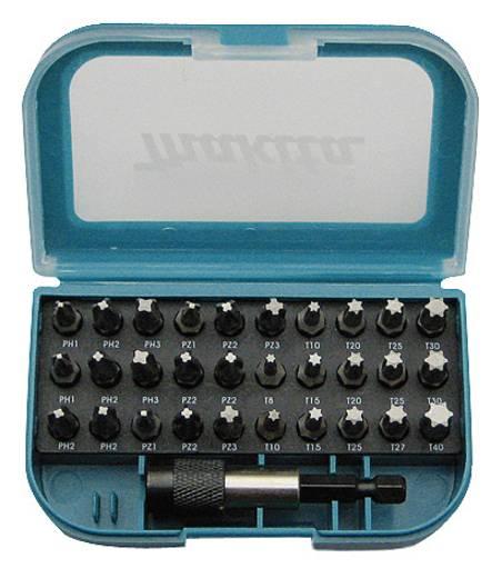 Makita™  Bit-Set 31teilig P-73374 inkl. Bithalter für 8€ [Conrad + Amazon]