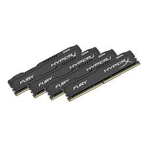 [Amazon.de] HyperX FURY HX421C14FBK4/32 32GB Arbeitsspeicher Kit (4x8GB) 2133MHz DDR4