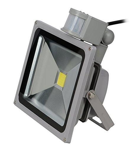 China LED Strahler 20W+, zT. mit Bewegungsmelder, Versand per AMAZON ab 4,32 mit PRIME