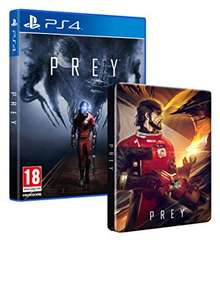 Prey + Steelbook (PS4) für 23,08€ bei Amazon.it