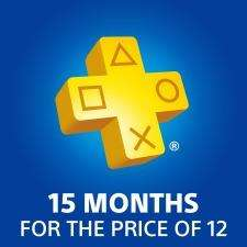 Playstation Plus 15 Monate für 42,49€ [Neu- und Bestandskunden] [Press-Start + Playstation Store]