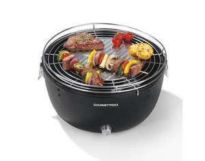 [Allyouneed.com] GOURMETmaxx Holzkohlegrill/Tischgrill B-Ware