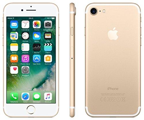 (Topprice 24 über Amazon.fr) Iphone 7 - 128GB - Gold für 604,74€