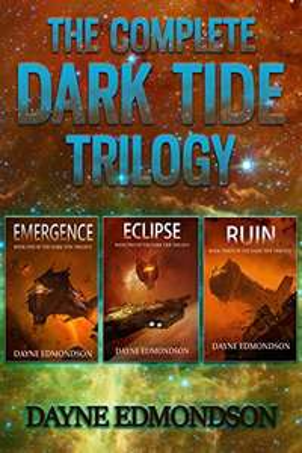The Complete Dark Tide Trilogy gratis statt 6€ (Amazon Kindle)