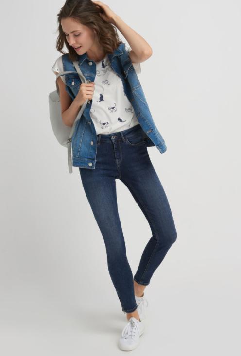 10€ Rabatt auf ausgewählte Jeanshosen und -jacken, Jeans ab 19,99€ mit Click&Collect