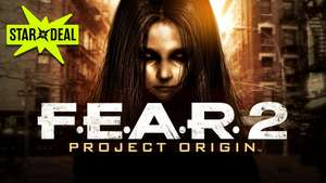 F.E.A.R. 2: Project Origin für 1,00€ [Bundle Stars] [Steam]