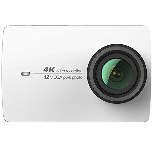 YI 4K Action Cam weiß oder schwarz  - Versand durch amazon.de