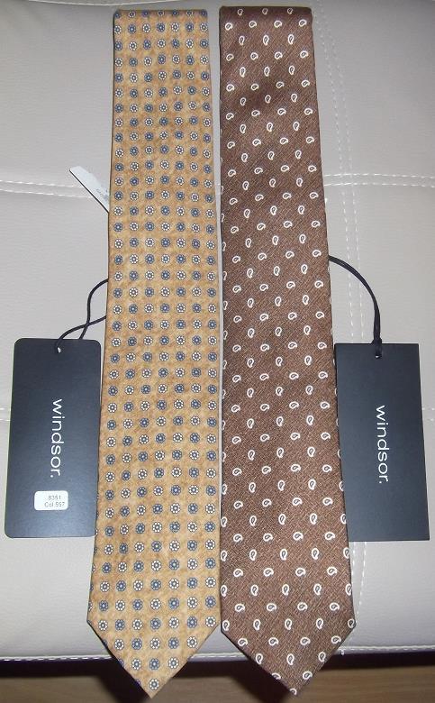 [Windsor Outlet Bielefeld] Windsor Krawatten ab 9,90€