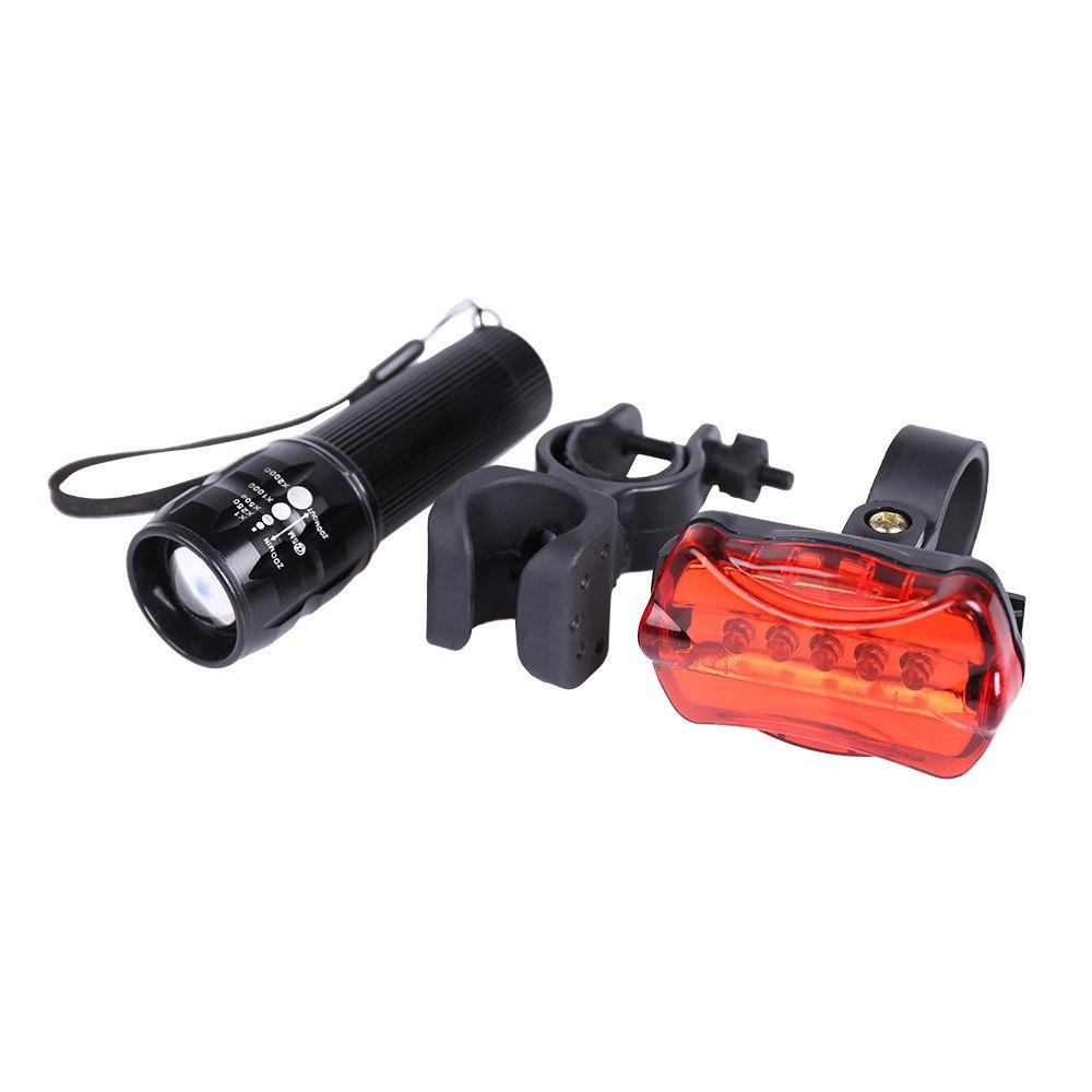 LED Fahrradbeleuchtung Set für 3,82€ (Gamiss)