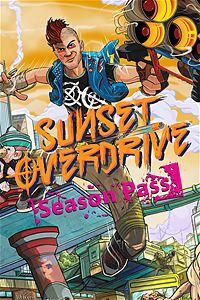 Sunset Overdrive Season Pass Xbox MS Store