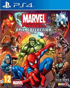 Marvel Pinball EPIC Collection Vol. 1 für PS4 bei [Game UK]