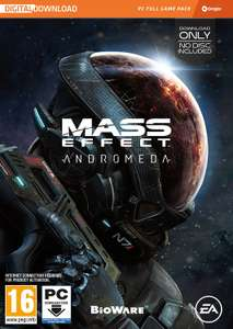 Mass Effect: Andromeda (Origin) für 20€ oder Deluxe Version für 24,99€ (Amazon + Origin)