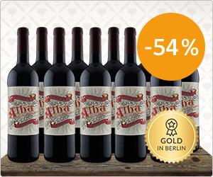 10 Flaschen Gran Reserva trocken 2010 (Vicampo über Webcent)