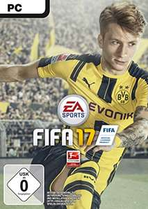 Fifa 17 (Origin) für 15€ bei Amazon + Origin
