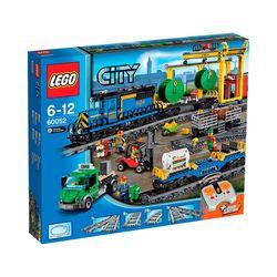 baby-walz.de Lego City Güterzug (60052) + Lego City Polizei Starter Set (60136)