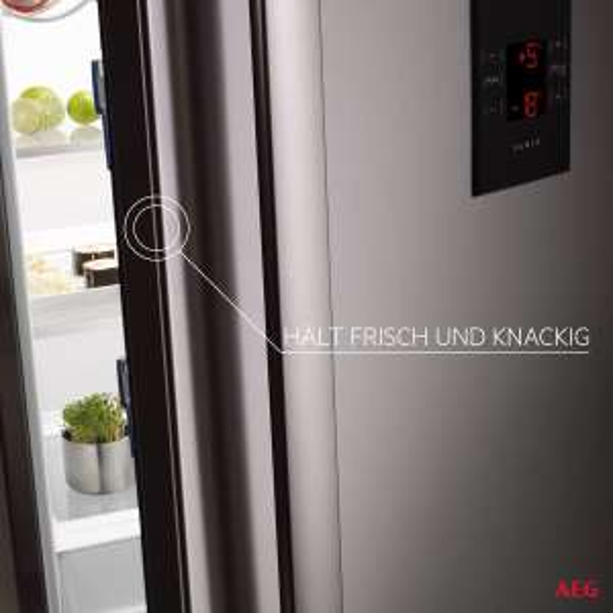 AEG Kühlschrank, Gefrierschrank oder Kühl-/Gefrierkombination sehr günstig bei AO