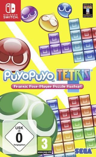Puyo Puyo Tetris (Switch) für 26,95€ versandkostenfrei [Voelkner]