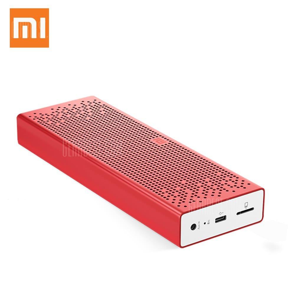 Original XiaoMi Bluetooth 4.0 Lautsprecher mit Aux In und Micro-SD-Card-Slot