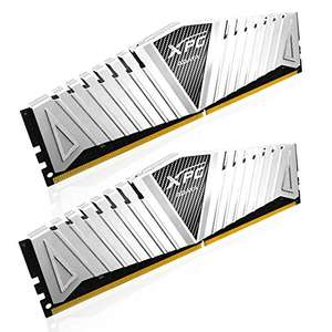 [Amazon.fr] WHD sehr gut - ADATA AX4U3000316G16-DWZ Z1 DDR4 3000MHz (PC4-24000) CL16 32GB (16GBx2) weiß für 193€ & Kingston 32GB KVR21E15D8K2/32 DDR4-2133 ECC Kit bei [Amazon.it] für 110€