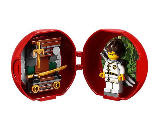 THE LEGO® NINJAGO® MOVIE™ Kais Dojo 5004916 als Gratis Beigabe (On-/Offline)