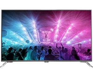 [Saturn] PHILIPS 49PUS7101/12, 123 cm (49 Zoll), UHD 4K, SMART TV, LED TV, 2000 PPI, Ambilight 3-seitig, DVB-T2
