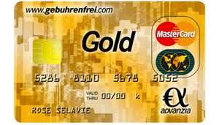 Advanzia Gebührenfrei Mastercard GOLD Kunden werben Kunden Prämie (40€/40€)