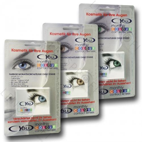 Farbige Kontaktlinsen für 2,99 Euro inkl. Versand (Lensprofi)