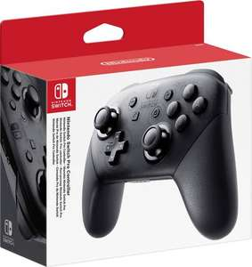 Nintendo Switch Pro Controller für 54,99€ oder Nintendo Switch Joy-Con 2er-Set für 61,99€ (SMDV)